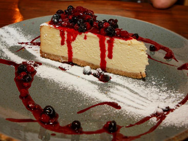 טקסס אשדוד - עוגת גבינה