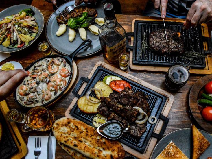 """מסעדת טקסס אשדוד, מקור: יח""""צ"""
