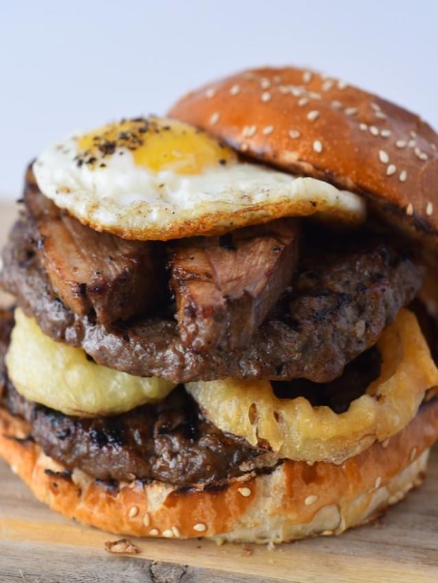 """BP ביסטרו - המבורגר כשר ונהדר, מקור: יח""""צ"""