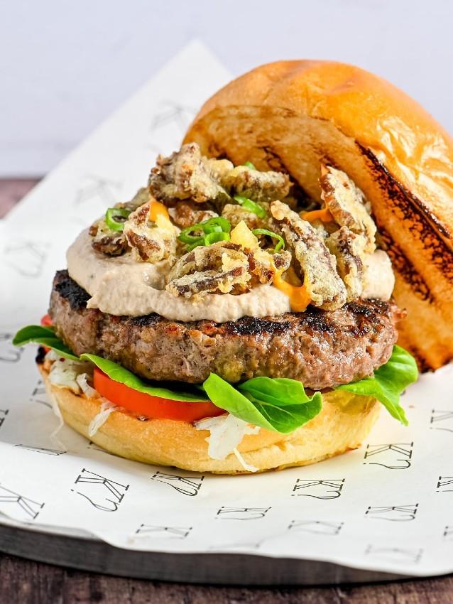 קפאסה - פסטיבל המבורגרים בבאר שבע, צילום: גליה אבירם