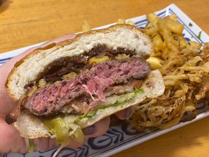 Tlbs המבורגר