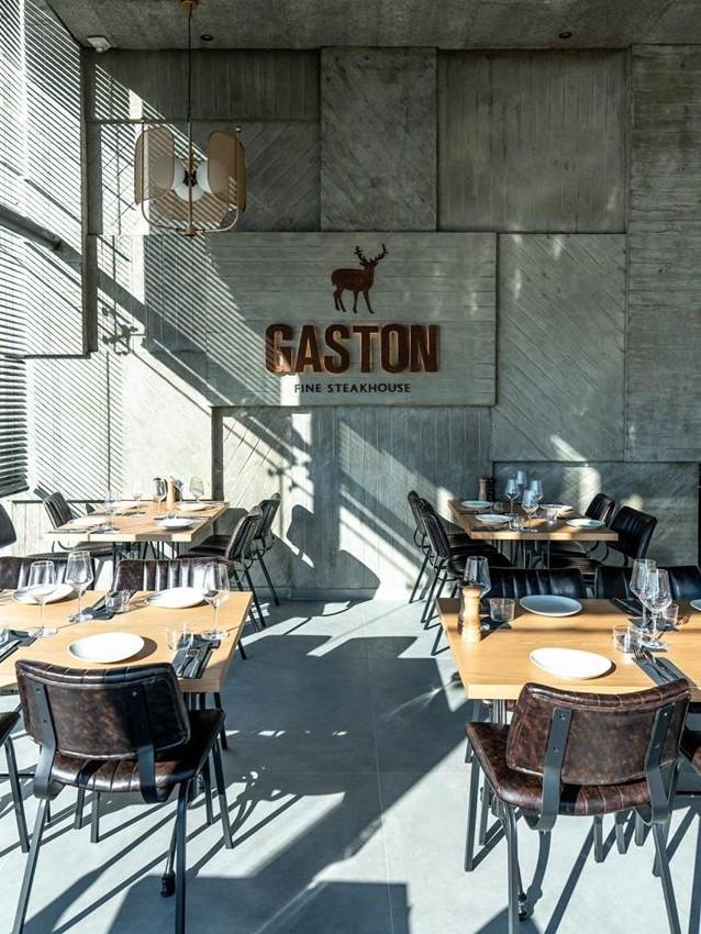 """מסעדת גסטון, מקור: יח""""צ"""