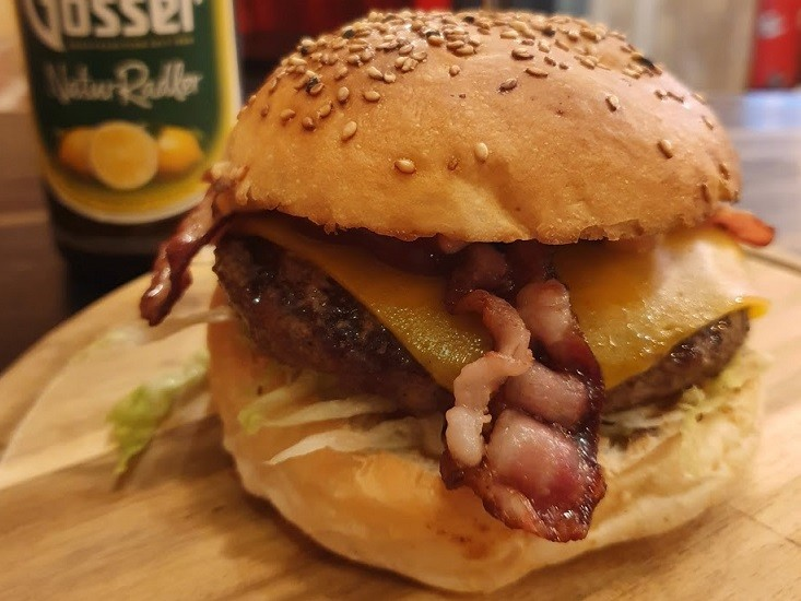 Burger Jam ברלין