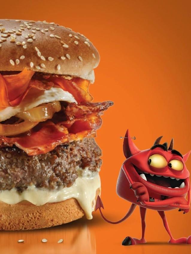 """ג'ק וההמבורגר של בלאק, מקור: יח""""צ"""