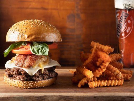 Harvey's Burger Shack, צילום: דניאל לילה.