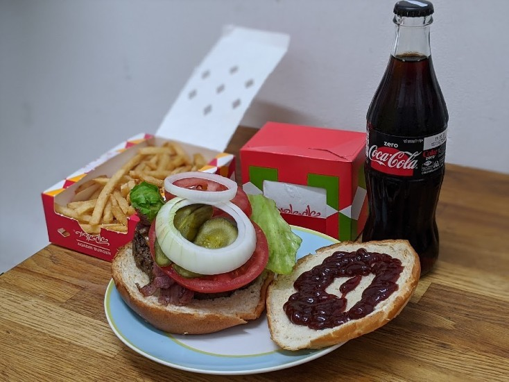 ההמבורגר של אגאדיר