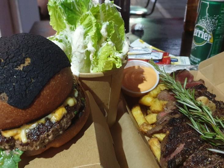 GDB המבורגר וסינטה
