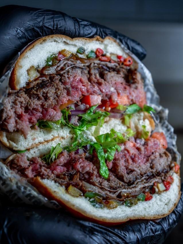 המבורגר פרימיום כשר - ממפיס